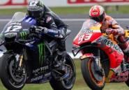 Komentar Valentino Rossi Soal Keributan Marquez dan Vinales