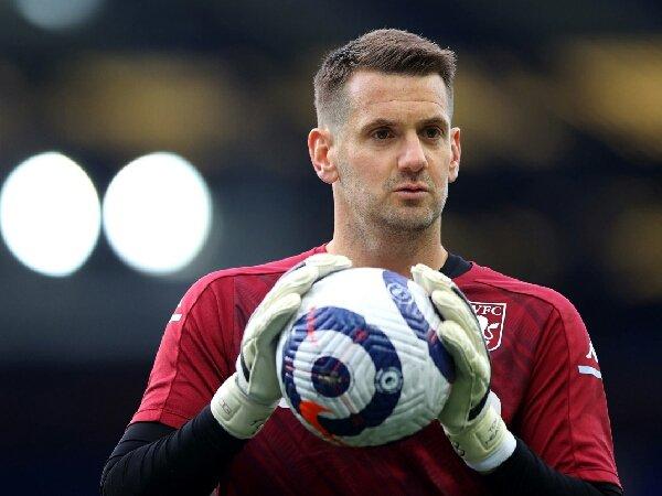 MU selangkah lagi dapatkan Tom Heaton dari Aston Villa