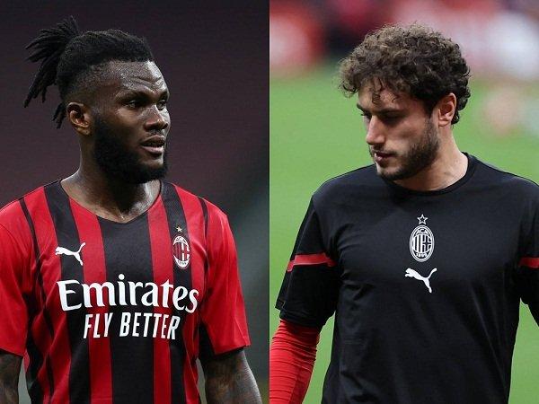 Franck Kessie dan Davide Calabria jadi kandidat kapten baru Milan