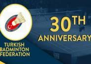 Badminton Turki Rayakan Ulang Tahun Yang ke-30