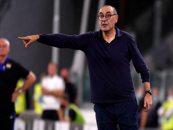 Lazio bertemu dengan Sarri