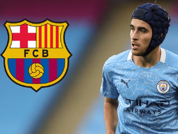 Barcelona umumkan kesepakatan dengan Eric Garcia. (Images: Getty)