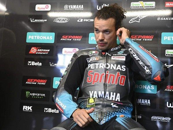 Franco Morbidelli pasang target tinggi di GP Catalunya mendatang.