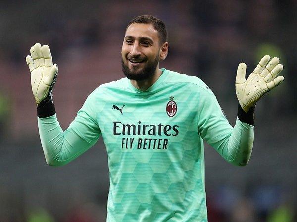 Gianluigi Donnarumma berharap pindah ke Juventus.