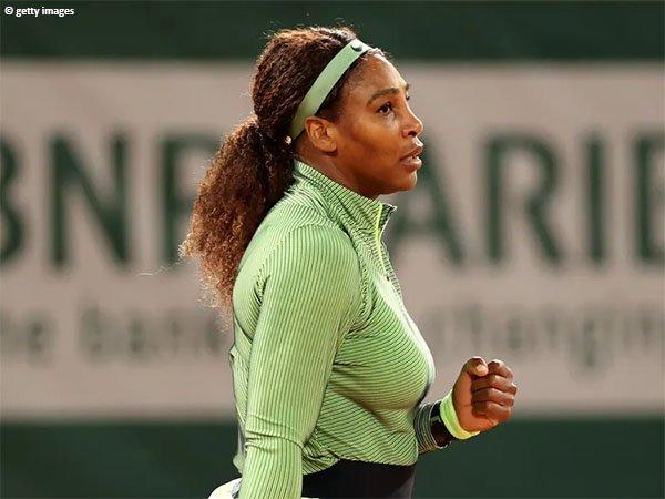 Serena Williams melaju ke babak kedua French Open 2021