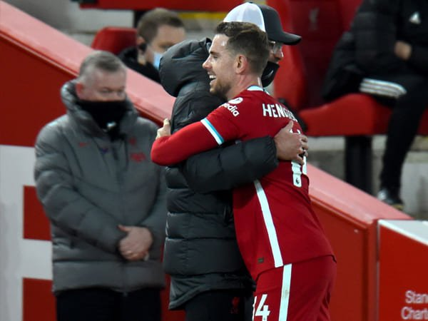 Henderson Ungkap Peran Klopp Dalam Perkembangannya Sebagai Kapten