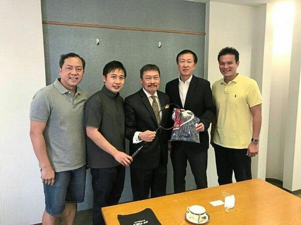 Lee Wan Wah Siap Jalani Peran Berbeda di Olimpiade Keempatnya