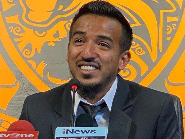 Manajer Borneo FC, Farid Abubakar bersyukur izin Liga 1 akhirnya terbit