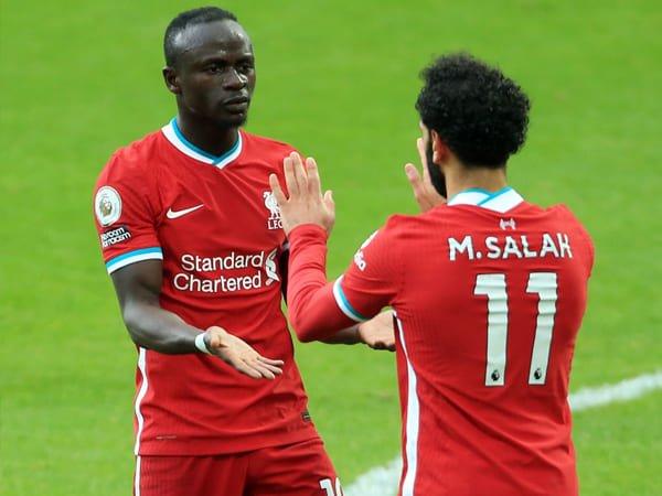 Liverpool Tidak Akan Lepas Sadio Mane Atau Mohamed Salah