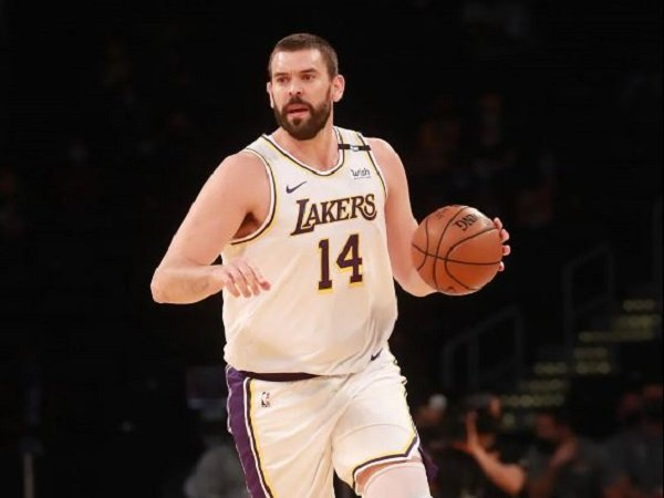 Center Los Angeles Lakers, Marc Gasol. (Images: Getty)