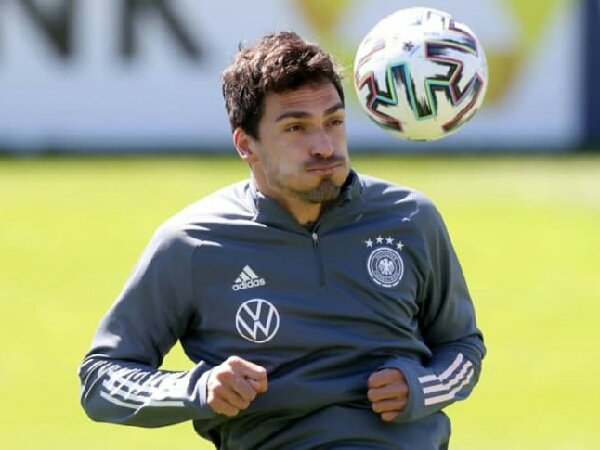 Mats Hummels senang bisa kembali ke timnas Jerman untuk Euro