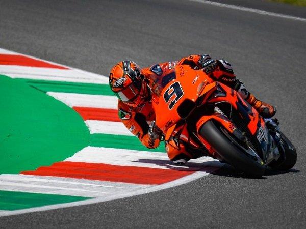 Danilo Petrucci merasa tak nyaman saat tampil di GP Italia.