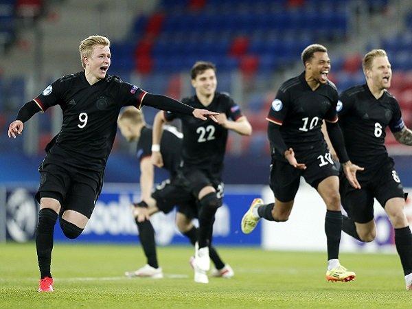 Jerman dan Portugal temani Belanda dan Spanyol di semifinal Piala Eropa U-21.