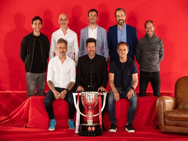 Simeone bahas perjuangan sengit Atletico Madrid