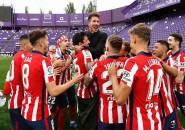 Simeone Klaim Kesuksesan Atletico Madrid Berkat Kekuatan Mental Para Pemain