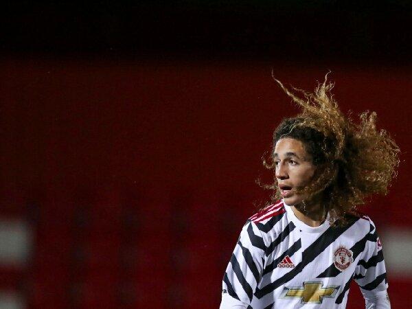 Starlet MU, Hannibal Mejbri, jelaskan alasannya pilih bela timnas Tunisia