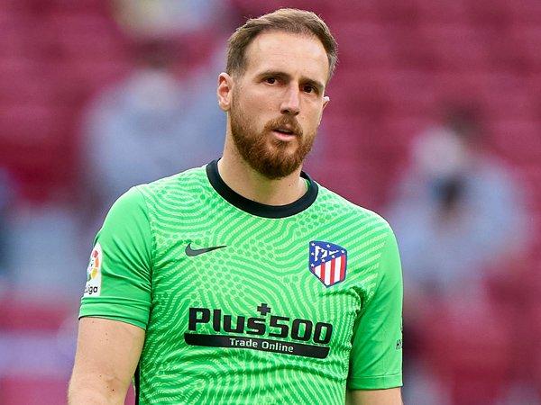 Kiper Atletico Madrid, Jan Oblak.