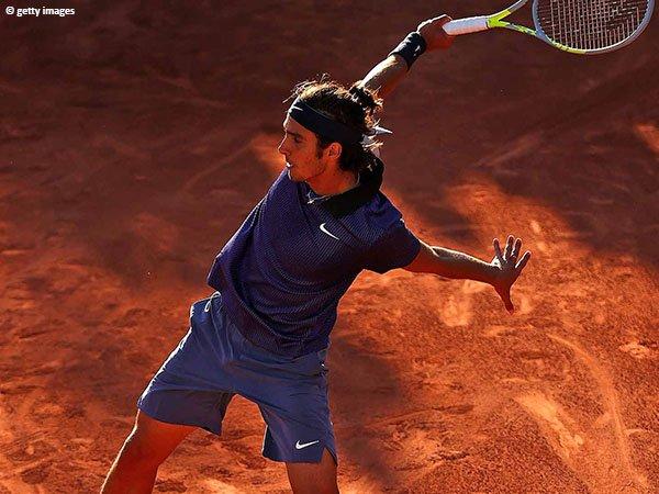 Lorenzo Musetti tembus babak kedua French Open 2021