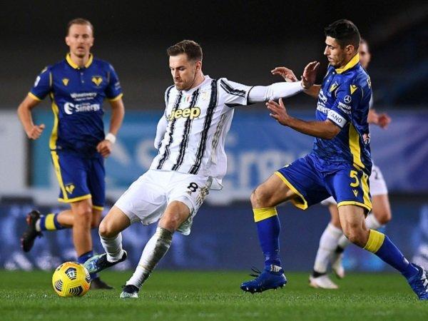 Aaron Ramsey sedang ramai dikabarkan akan tinggalkan Juventus.