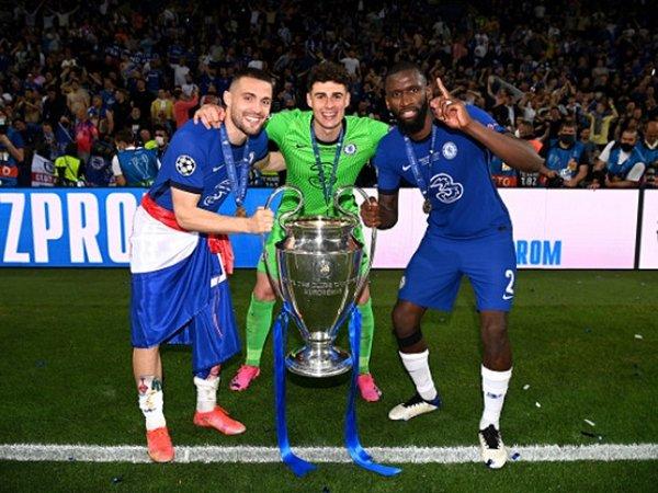 Antonio Rudiger Bangga dengan Barisan Pertahanan Chelsea