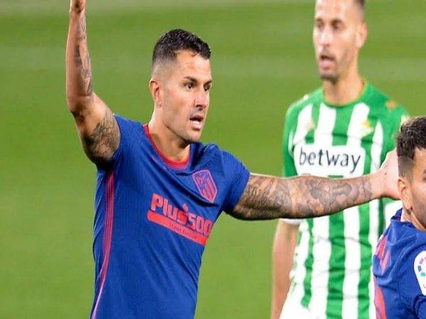 Atletico Madrid siap melepas Vitolo
