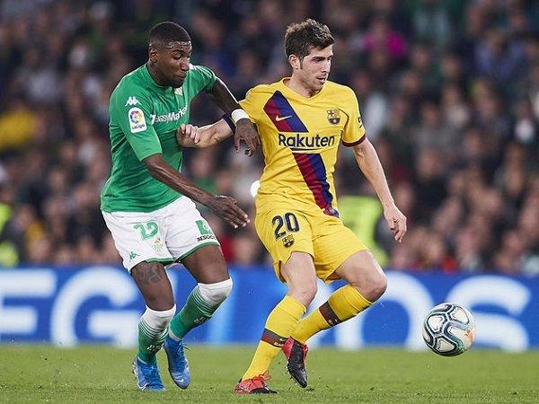 Barcelona resmi memboyong Emerson Royal. (Images: Getty)