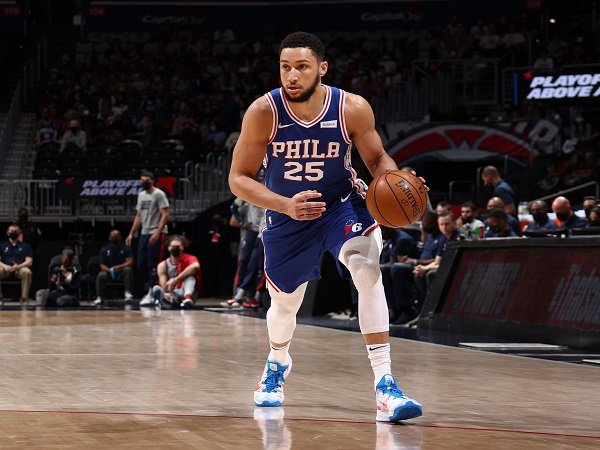 Ben Simmons tak gentar dengan strategi licik dari Washington Wizards.