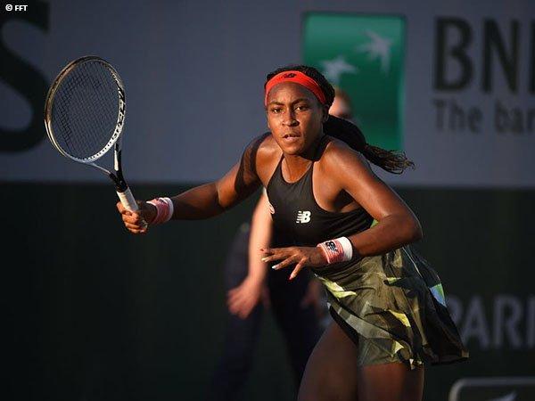 Cori Gauff tembus babak kedua French Open 2021