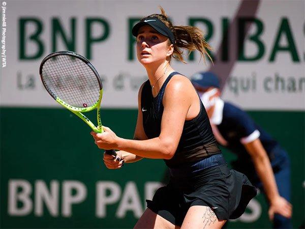 Elina Svitolina melenggang ke babak kedua French Open 2021