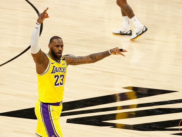 LeBron James akan fokuskan diri tampil maksimal di game 6.