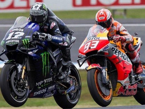 Yamaha, Maverick Vinales, Honda, Marc Marquez