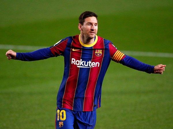 Lionel Messi kabarnya sudah sepakat perpanjang kontrak di Barcelona.