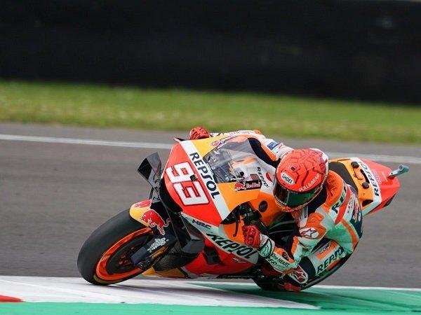 Marc Marquez berharap motor balapnya bisa dibenahi oleh kru tim.