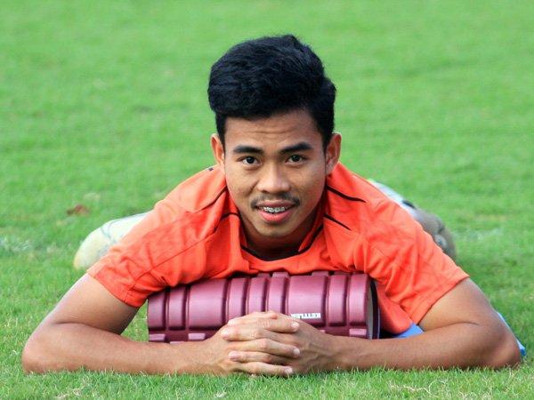 Nurhidayat Haji Haris dipulangkan dari pemusatan latihan (TC) timnas Indonesia
