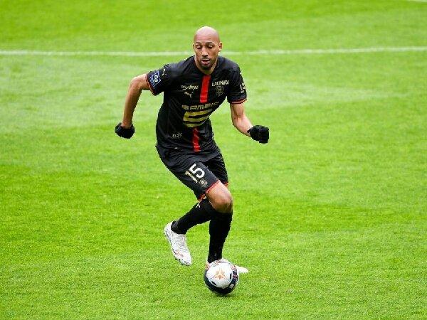 Rennes buka pembicaraan dengan AS Roma untuk transfer permanen Steven Nzonzi