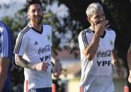 Sergio Aguero Bukan Jaminan Messi Bakal Bertahan di Barcelona