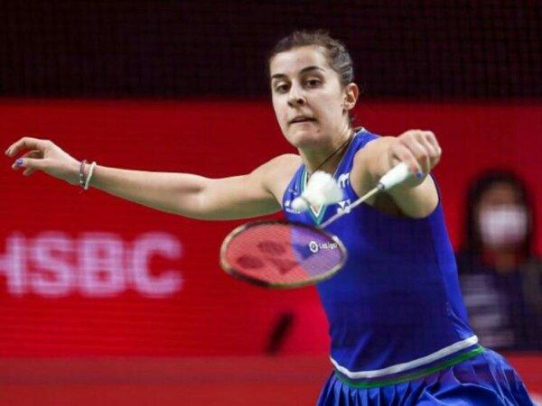 Tak Ada Carolina Marin di Olimpiade Tokyo Juli Mendatang