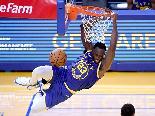 Draymond Green kaget ketika dipilih oleh Warriors pada NBA Draft 2012 silam.