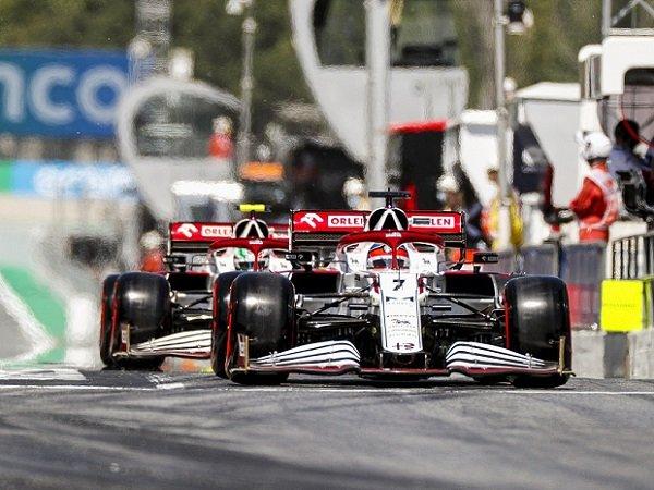 Alfa Romeo, Kimi Raikkonen
