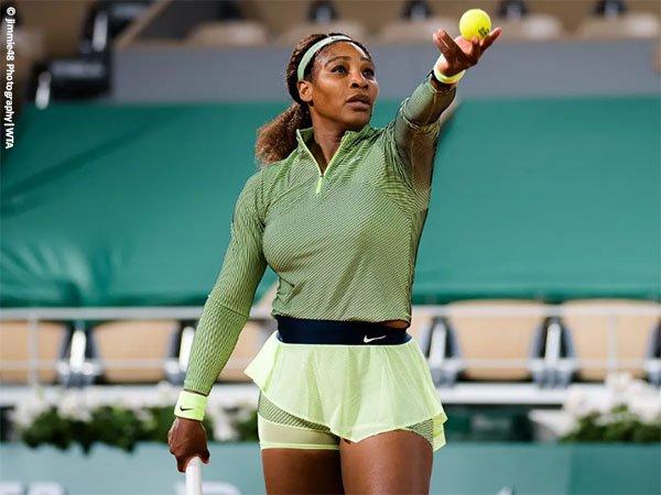 Serena Williams melenggang ke babak ketiga French Open 2021