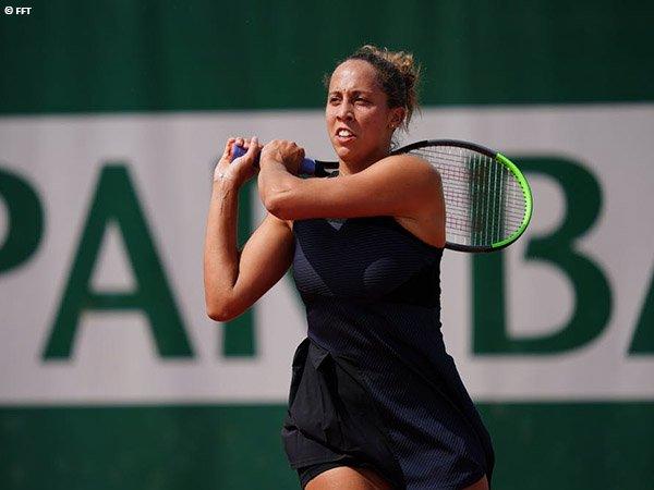 Madison Keys lolos ke babak kedua French Open 2021