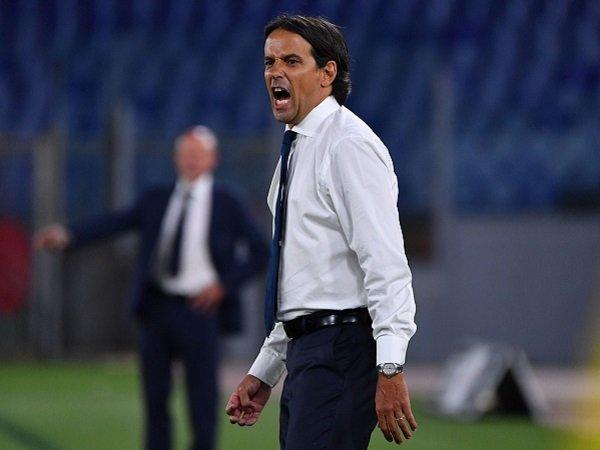Inter Milan tunjuk Simone Inzaghi sebagai pelatih baru.