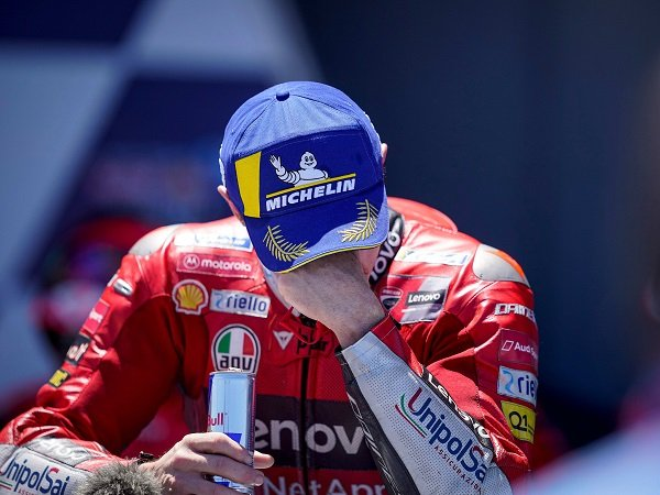Jack Miller kurang puas dengan kontrak baru yang disodorkan Ducati.