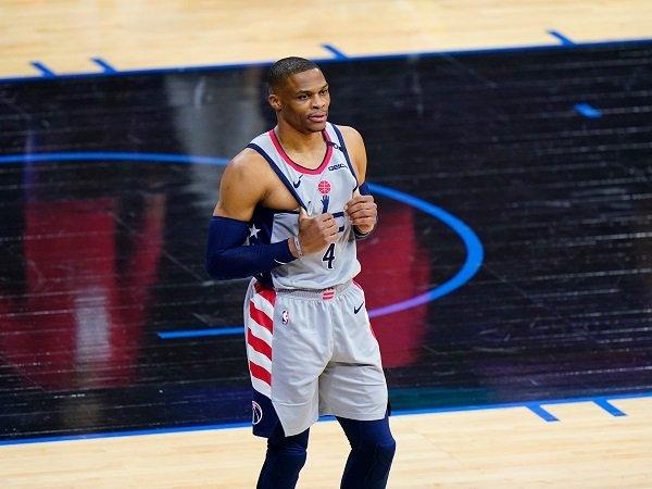 Russell Westbrook puas bisa bawa dampak positif ke dalam skuat Washington Wizards.