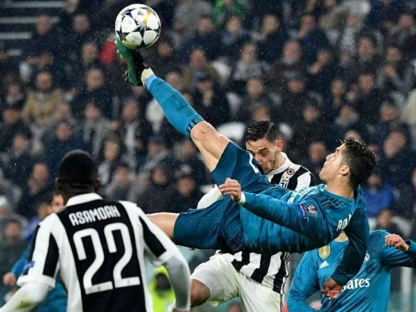 Cristiano Ronaldo akui gol saltonya ke gawang Juventus adalah yang terfavorit baginya.