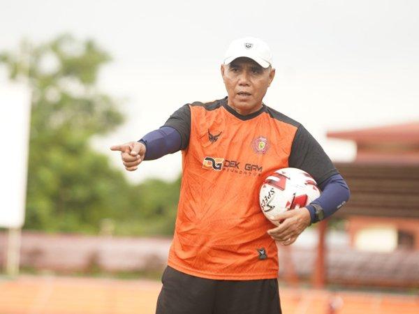 Eks Pelatih kiper PSM Makassar, Herman Kadiaman gabung Persiraja Banda Aceh