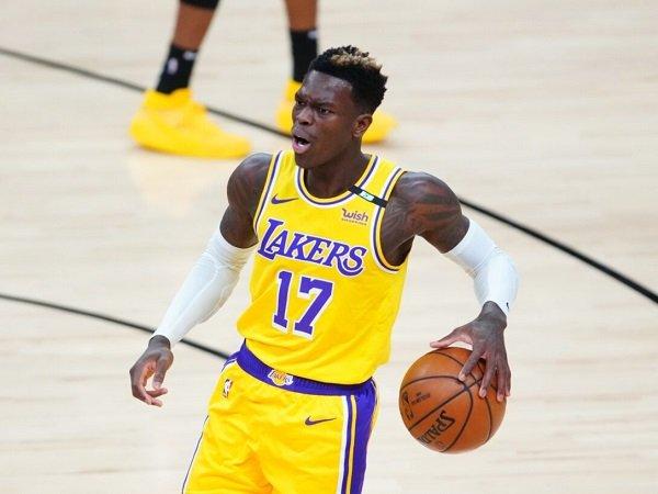 Dennis Schroder mulai munculkan tanda-tanda akan keluar dari L.A Lakers.