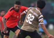 Borneo FC Imbang Di Uji Coba Ketiga, Tim Pelatih Dapat Bahan Evaluasi B