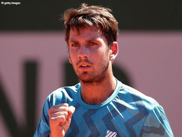 Cameron Norrie lolos ke babak ketiga French Open untuk kali pertama