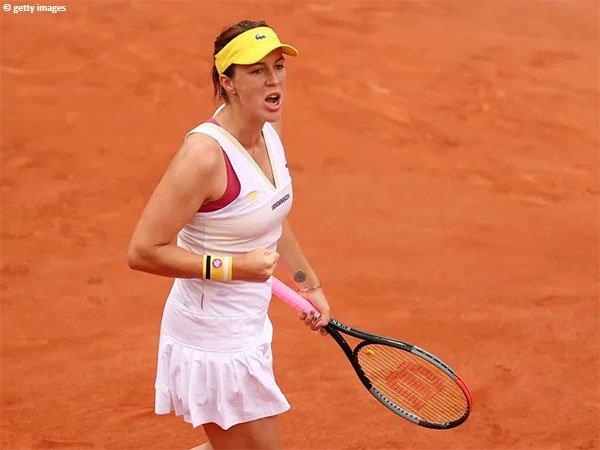 Anastasia Pavlyuchenkova lolos ke babak keempat French Open 2021